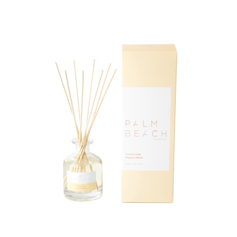 Coconut & Lime Fragrance Diffuser-Palm & Pine