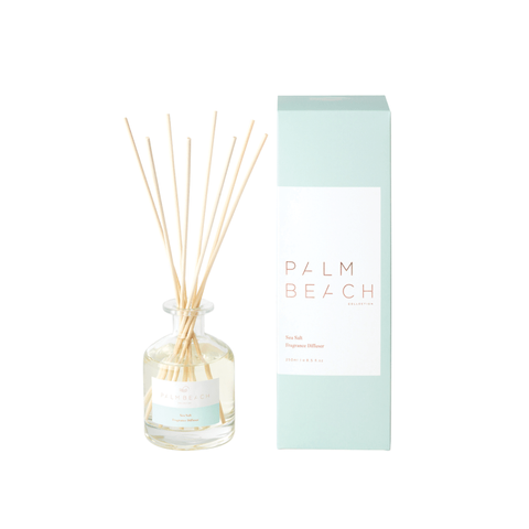 Sea Salt Fragrance Diffuser-Palm & Pine