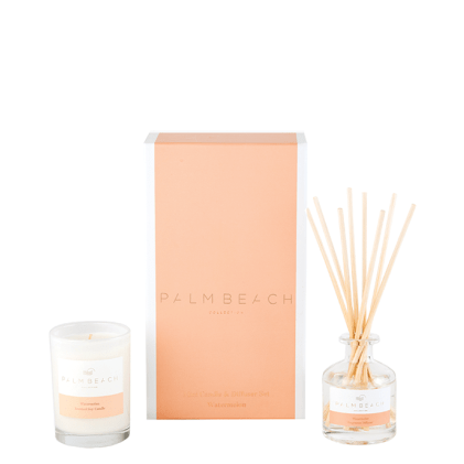 Mini Candle & Diffuser Pack - Watermelon-Palm & Pine Party Co.