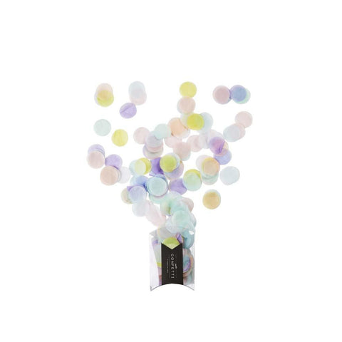 Jumbo Confetti (Pastel)-Palm & Pine Party Co.