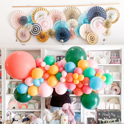 Balloon Garland Kit-Palm & Pine Party Co.