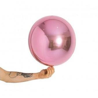 Balloon Ball Pink (medium)-Palm & Pine Party Co.
