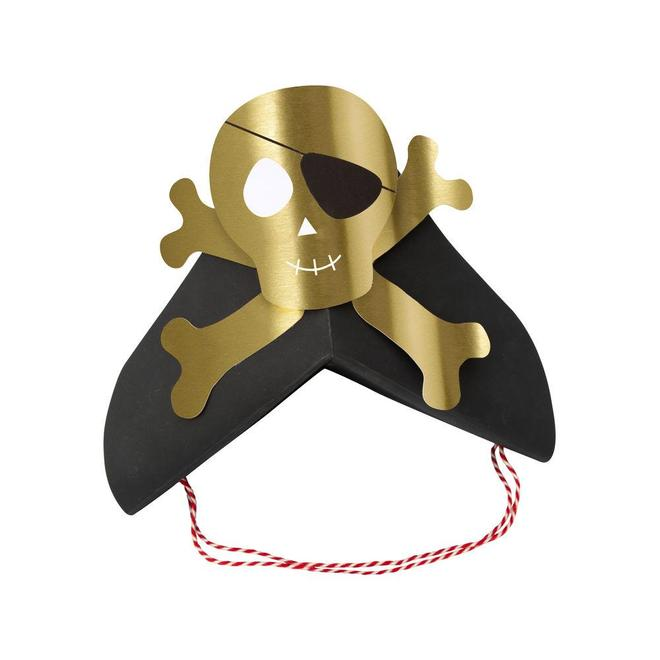 Pirate Party Hats-Palm & Pine Party Co.