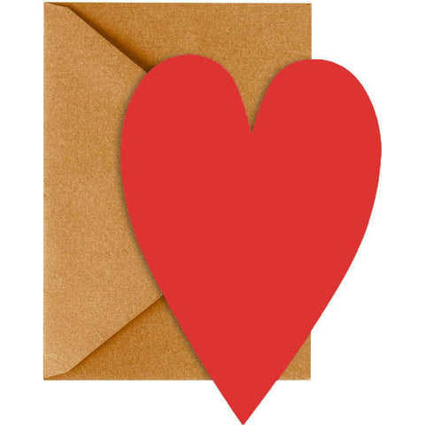 Red Heart Cards-Palm & Pine
