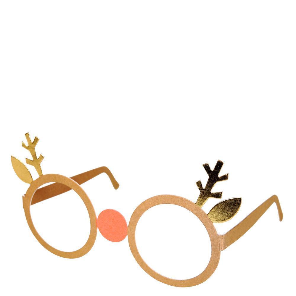 Reindeer Specs-Palm & Pine Party Co.