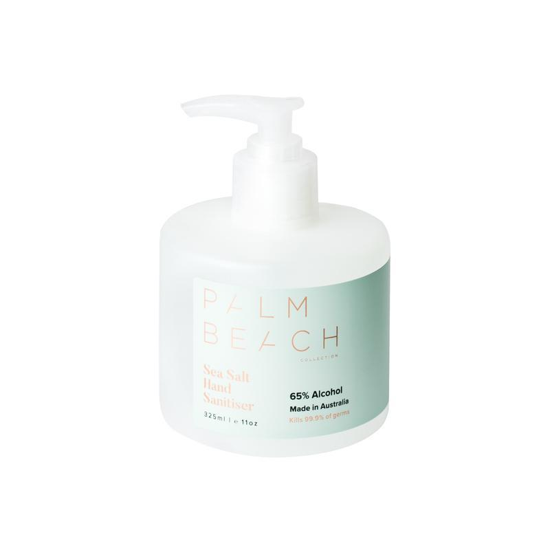 Sea Salt Hand Sanitizer-Palm & Pine