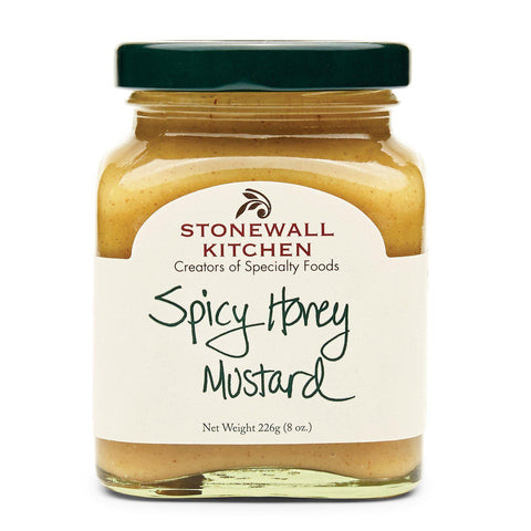 Spicy Honey Mustard-Palm & Pine