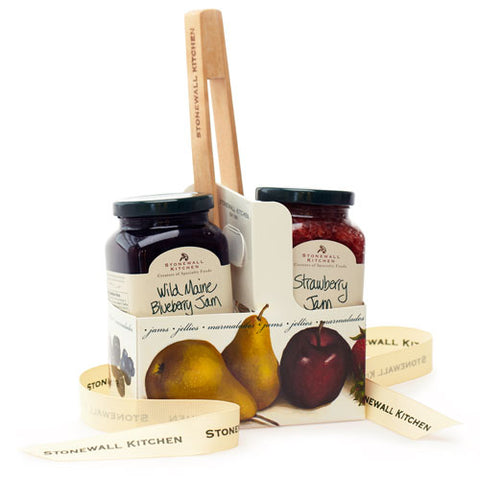 Toast & Jam Gift Set-Palm & Pine