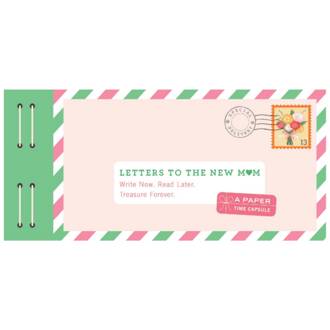 Letters to the New Mom-Palm & Pine Party Co.