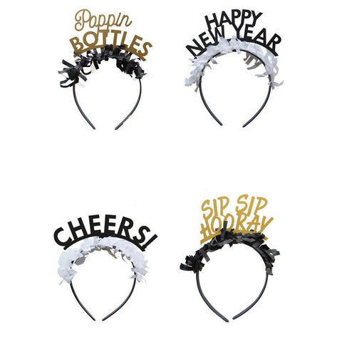 New Years Headband Pack - *COMING SOON - LATE NOVEMBER 2018
