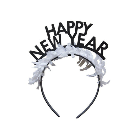 Happy New Year Headband