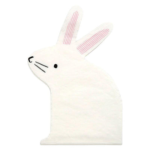Bunny Napkins-Palm & Pine Party Co.