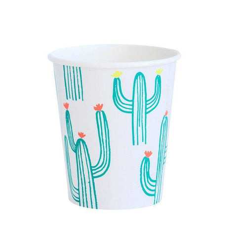 Cactus Cups-Palm & Pine