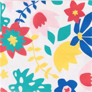 Floral Party Napkins-Palm & Pine Party Co.