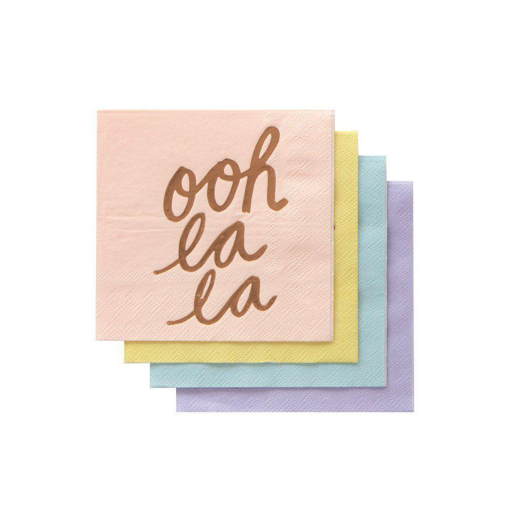 Fun Party Napkins-Palm & Pine Party Co.