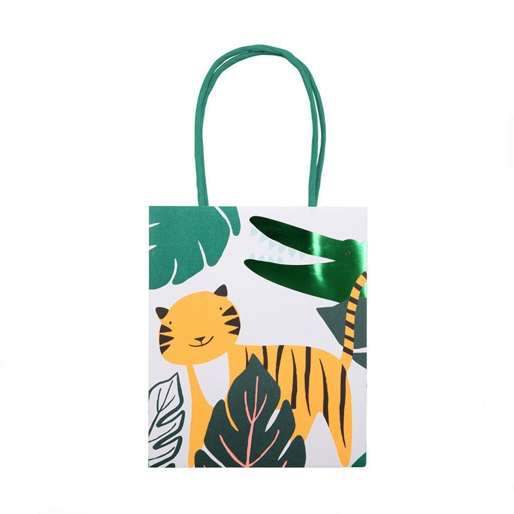 Go Wild Jungle Favour Bags-Palm & Pine Party Co.