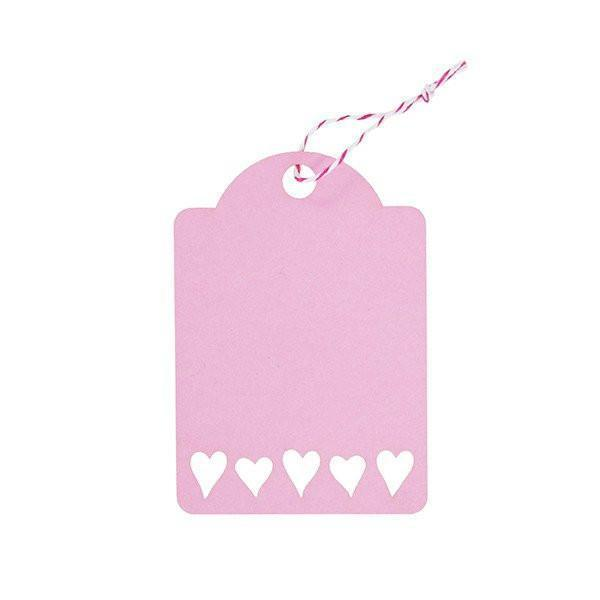 Heart Gift Tags-Palm & Pine Party Co.