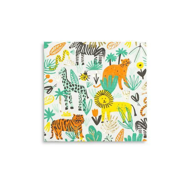 Into the Wild Napkins-Palm & Pine Party Co.