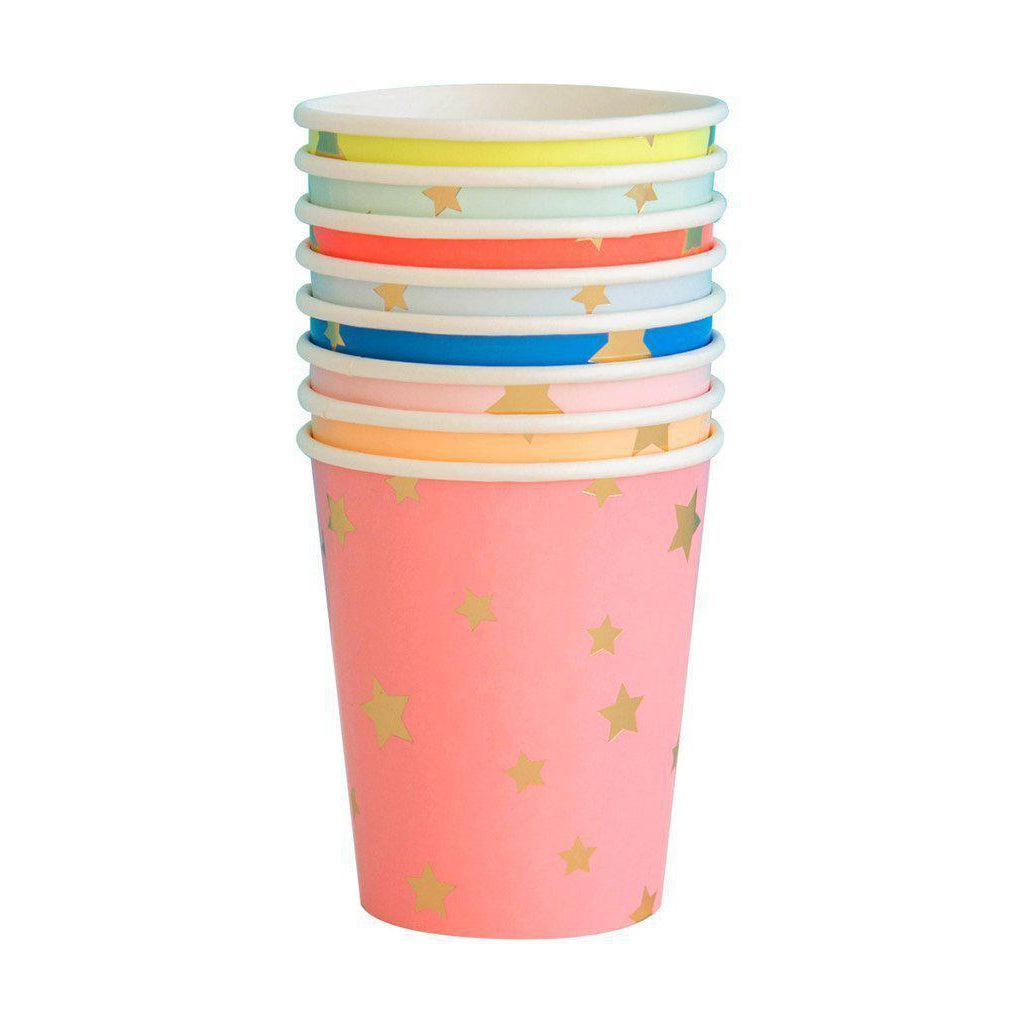 Jazzy Star Cups-Palm & Pine Party Co.