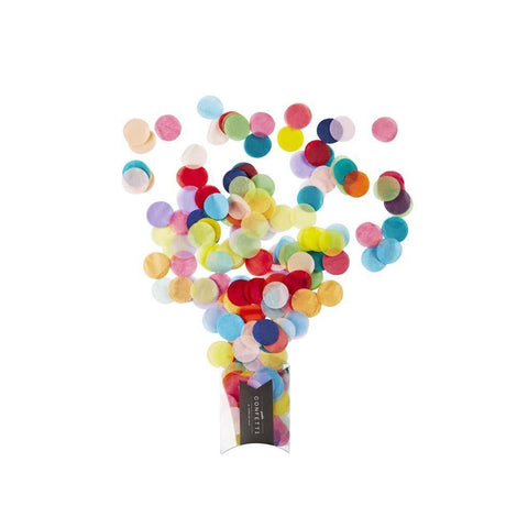 Jumbo Confetti (Rainbow)-Palm & Pine Party Co.