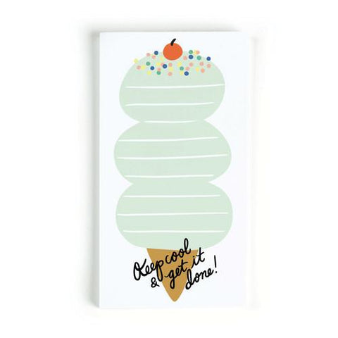 Keep Cool Notepad-Palm & Pine Party Co.