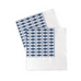 Large Party Napkins (navy)-Palm & Pine