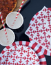 Large Party Napkins (red)-Palm & Pine Party Co.