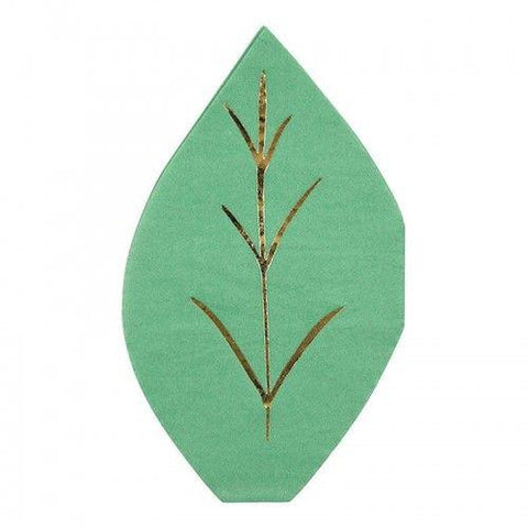 Leaf Napkins-Palm & Pine Party Co.