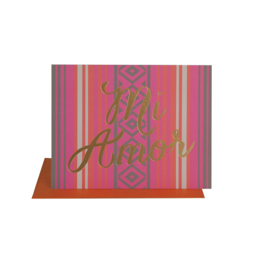 Mi Amor Card-Palm & Pine Party Co.