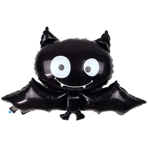 Mylar Black Bat Balloon-Palm & Pine Party Co.