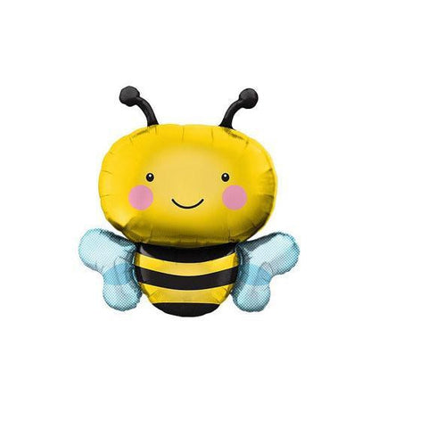 Mylar Bumble Bee Balloon-Palm & Pine Party Co.