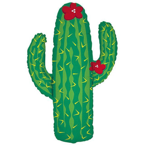 Mylar Cactus Balloon-Palm & Pine Party Co.