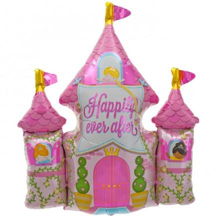 Mylar Happily Ever After Balloon-Palm & Pine Party Co.