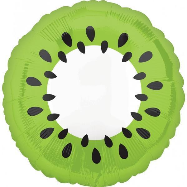 Mylar Kiwi Slice Balloon-Palm & Pine Party Co.