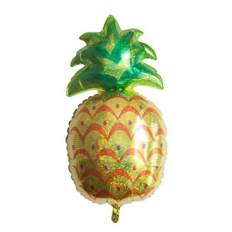 Mylar Pineapple Balloon-Palm & Pine Party Co.