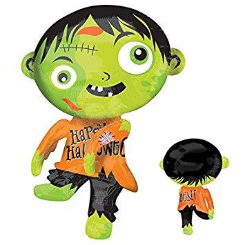 Mylar Zombie Balloon-Palm & Pine Party Co.