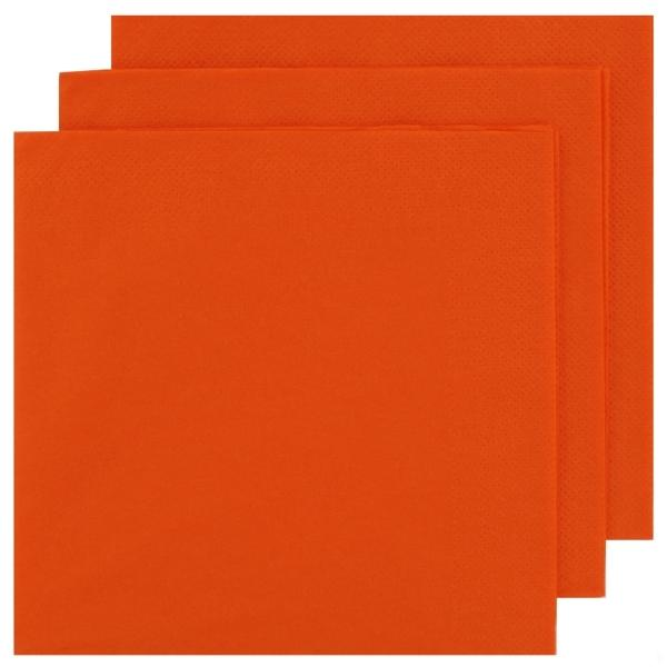 Orange Cocktail Napkins-Palm & Pine Party Co.