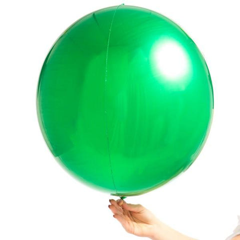 Orbz Balloon Green-Palm & Pine Party Co.