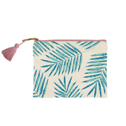 Palms Makeup Bag-Palm & Pine Party Co.