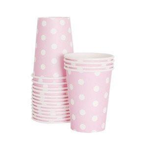 Paper Party Cup (pink)-Palm & Pine