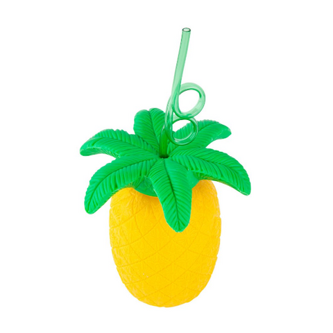 Pineapple Sipper-Palm & Pine Party Co.