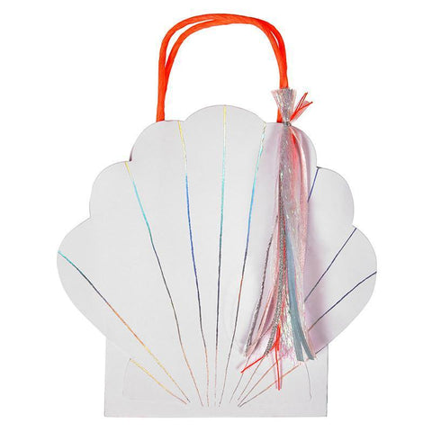 Shell Party Bags-Palm & Pine Party Co.
