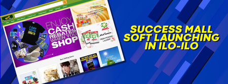 SUCCESS MALL SOFT LAUNCHING IN ILOILO | John Calub