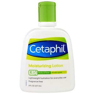 <p>Rebate Points = 0.37 <br/></p>Cetaphil, Moisturizing Lotion, 8 fl oz (237 ml) - successmall