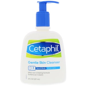 <p>Rebate Points = 0.55<br/></p>Cetaphil Gentle Skin Cleanser 473ml - successmall