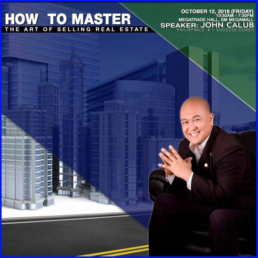 HOW TO MASTER THE ART OF SELLING REAL ESTATE