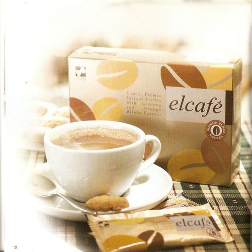 <p>Rebate Points = 1.42<br/></p>EL CAFE by Elken International - successmall