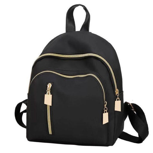 <p>Rebate Points = 0.33  <br /></p> B.M.CLUB Noiq Mini Korean Backpack (Nylon) - successmall