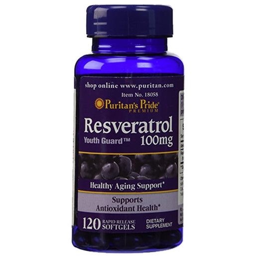 <p>Rebate Points = 4.8<br/></p>Resveratrol 100 mg - successmall