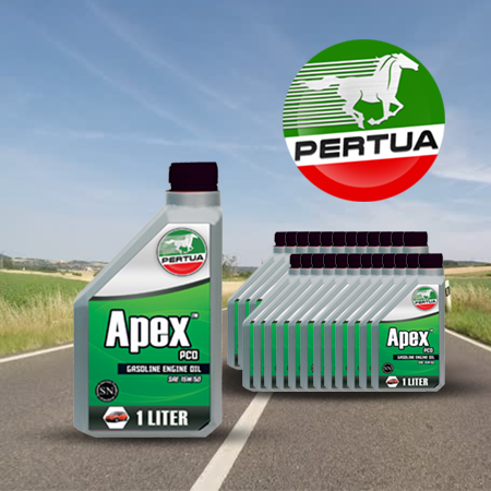 <p>Rebate Points = 4.15<br/></p>Apex PCO 15w/50 - 24x1L (Liter) - successmall